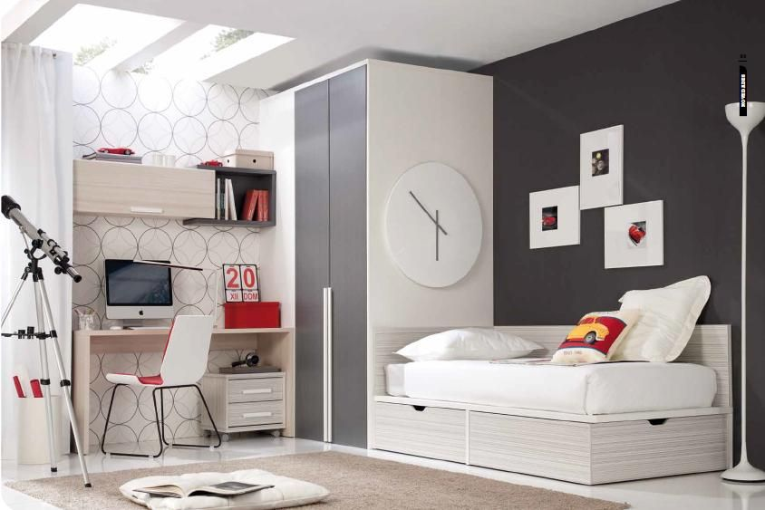 Alberto mobiliario dormitorios juveniles hm swt hm - Dormitorios juveniles chicas ...