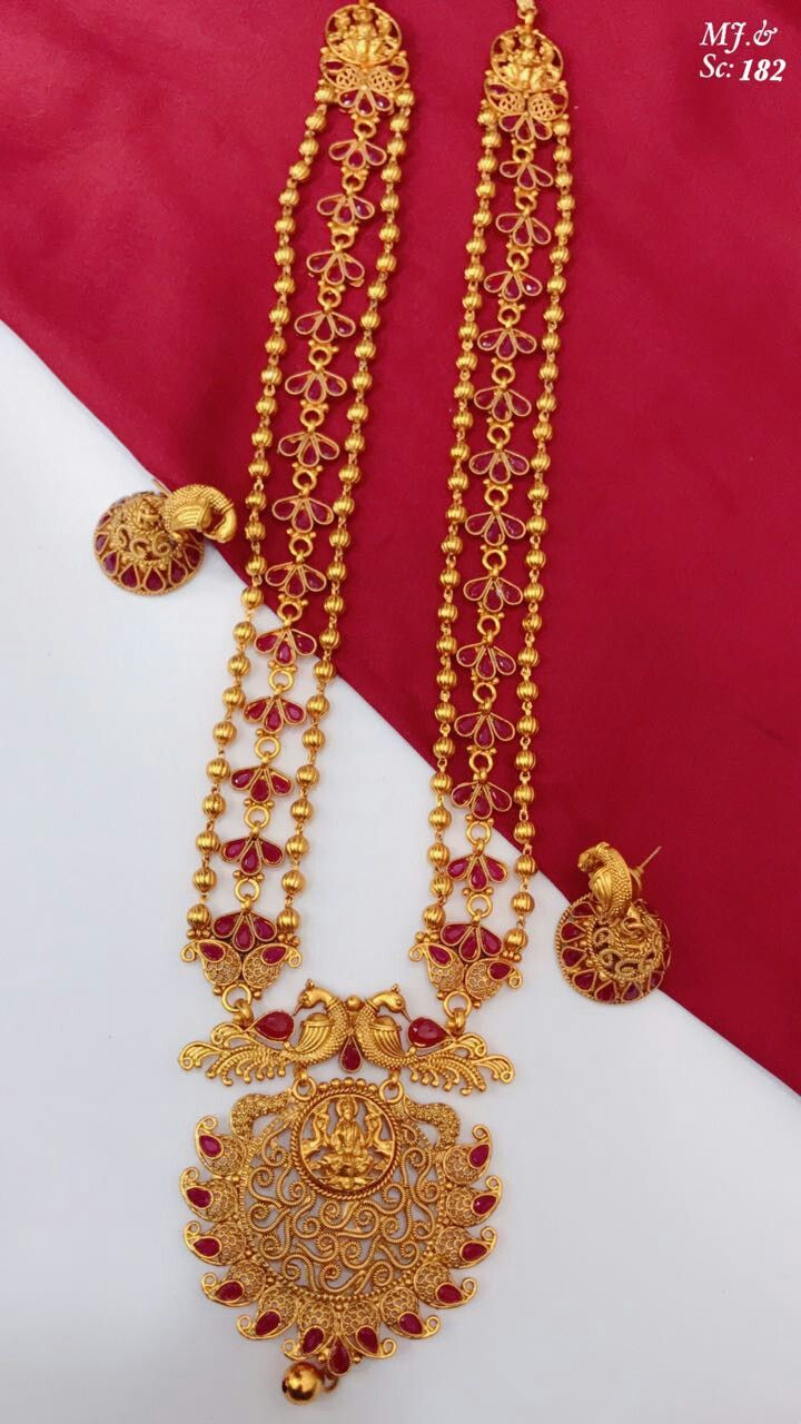 Gold Jewellery Fashion Goldjewelleryindian Gold Jewellery Design Necklaces Online Gold Jewellery Gold Jewelry Fashion