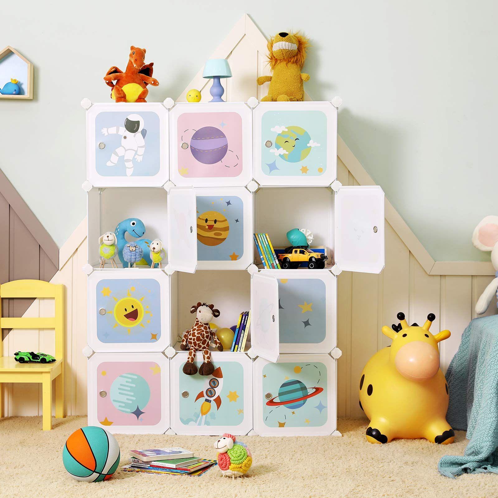 SONGMICS Toy Cube Storage Organizer …