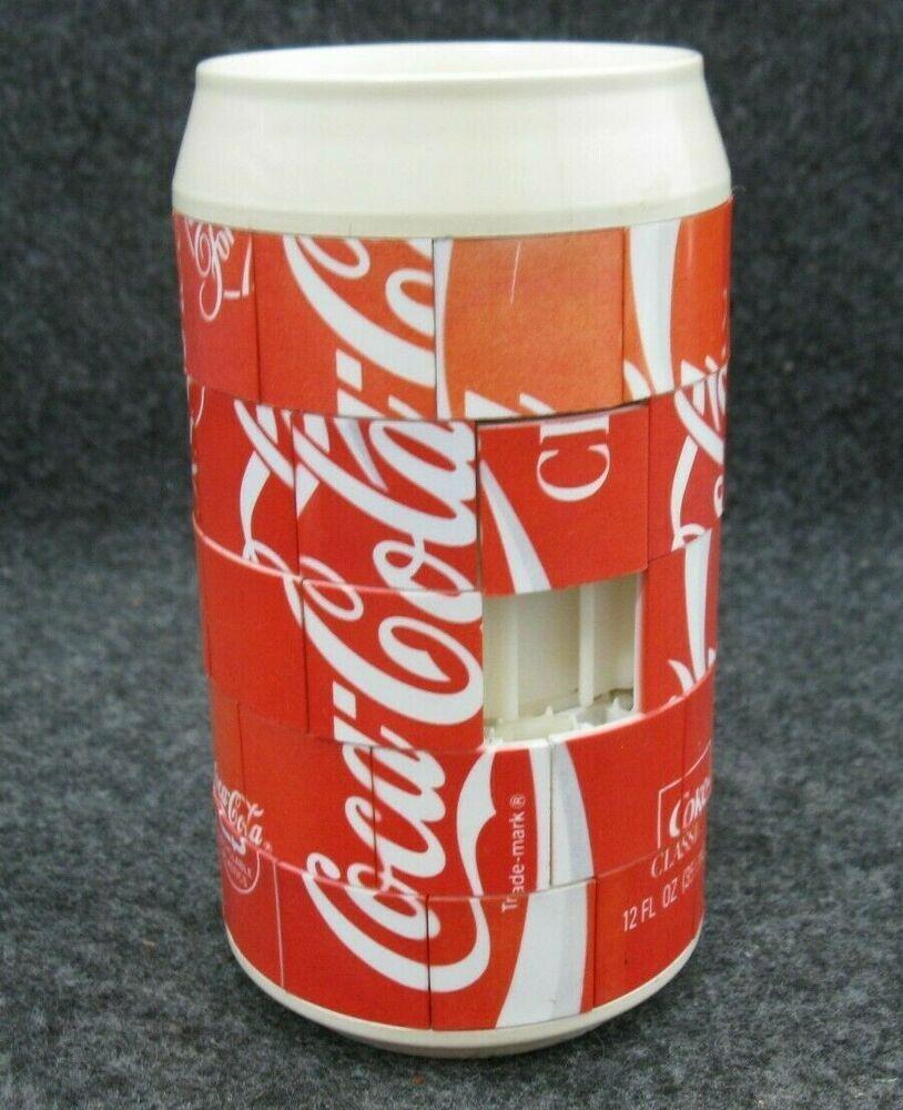 Coca Cola Rubik/'s cube