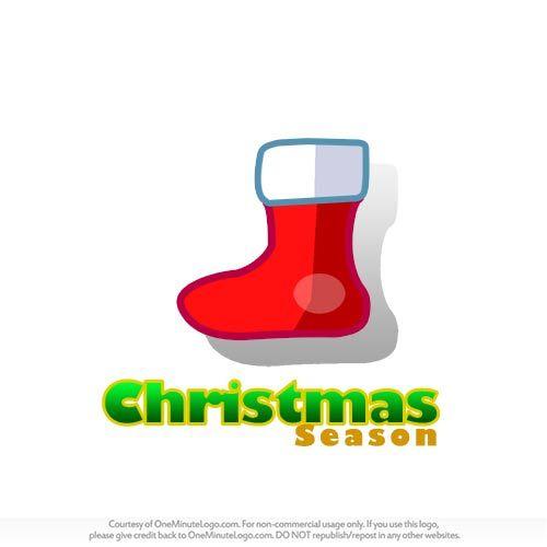 Christmas Logo   Logo Design   Free Logo PSD   Logo Design   Pinterest