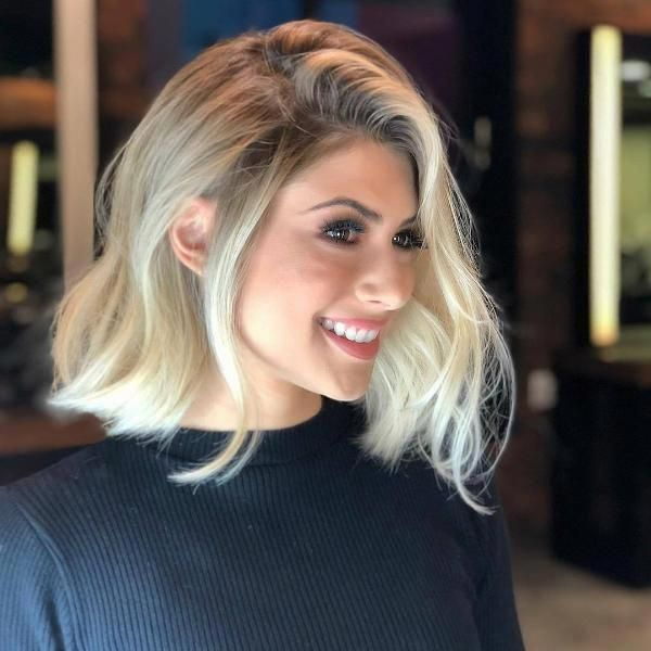 75 Cute Bob Haircuts and Hairstyles Inspired 2019 in 2020 | Choppy bob hairstyles, Popular short ...