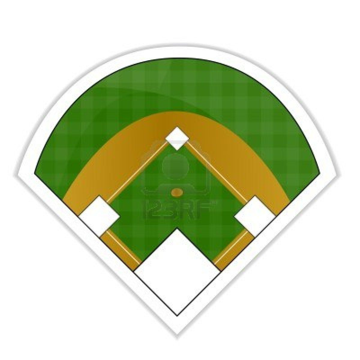 Free Baseball Field Printables Google Search With Images
