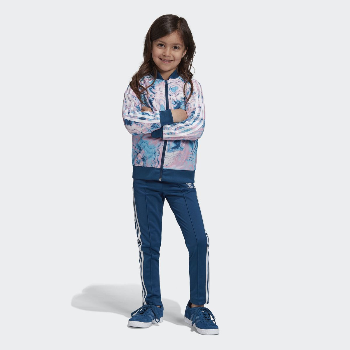 jogging fille 5 ans adidas
