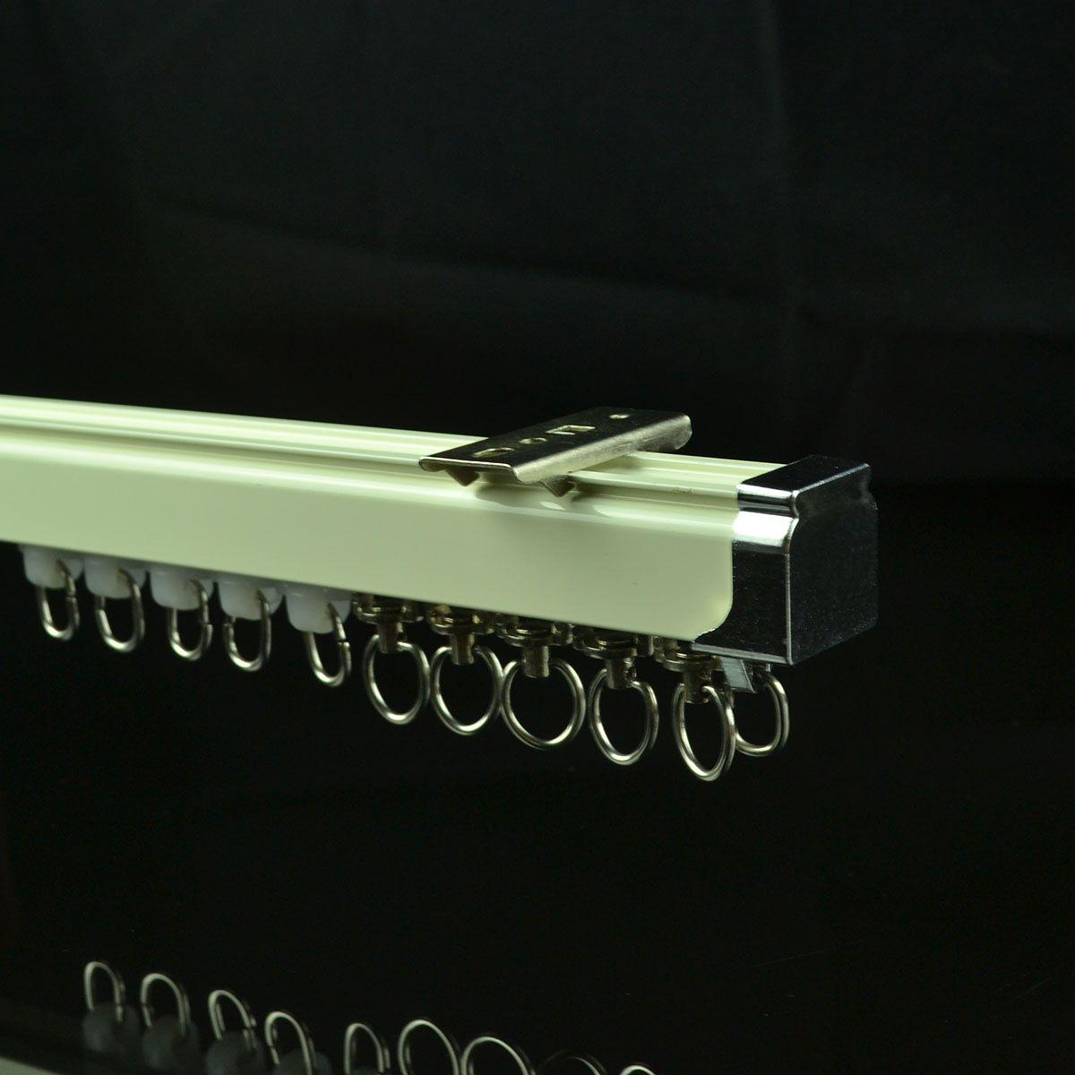 CHR7820 Ivory Ceiling Mounted Custom Made Length Single