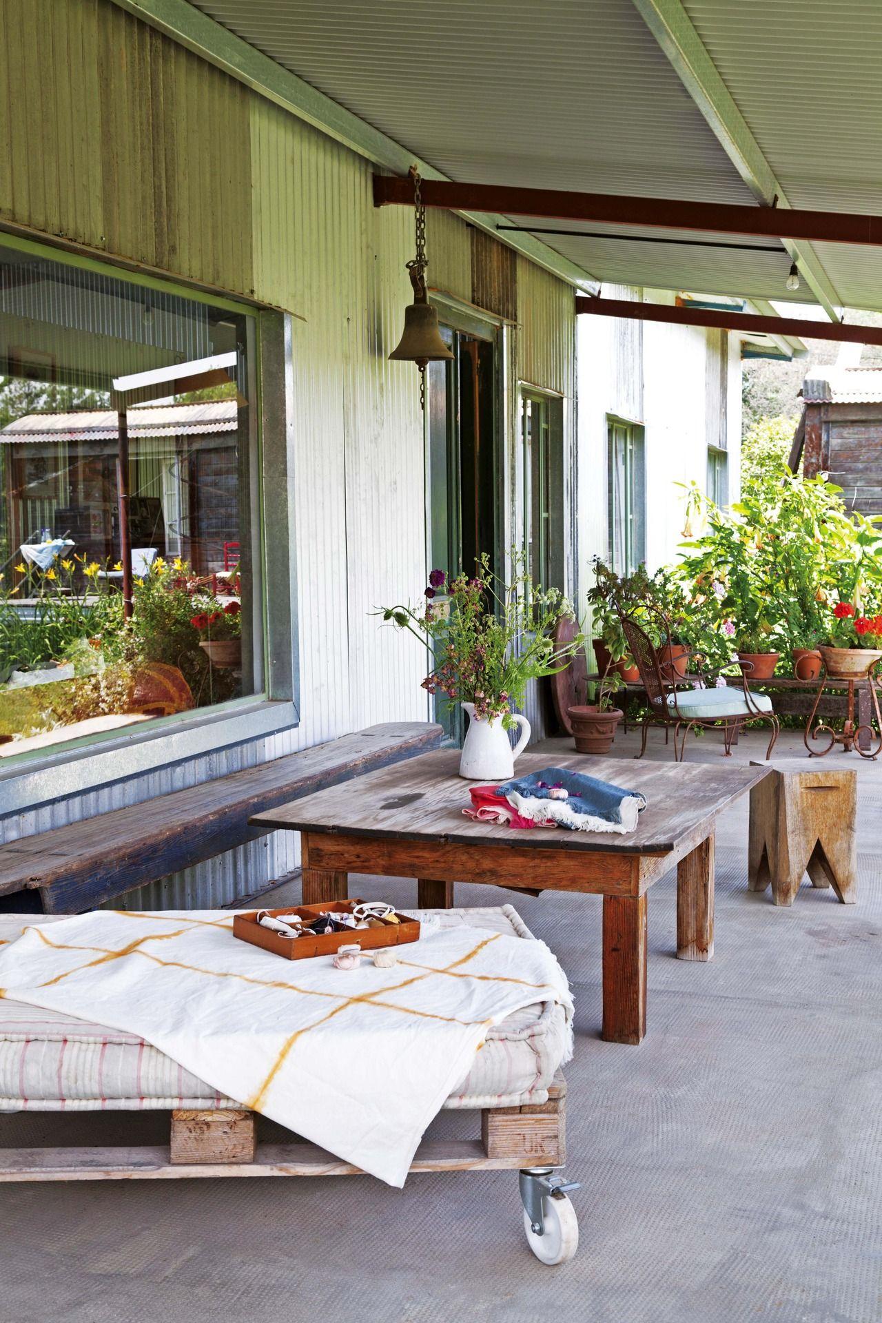 Una casa con la belleza de lo heredado Casas, Casas de