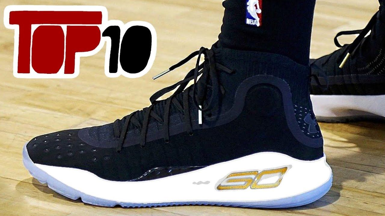 Top 10 Basketball Shoes In The 2017 NBA Finals - Feels 22