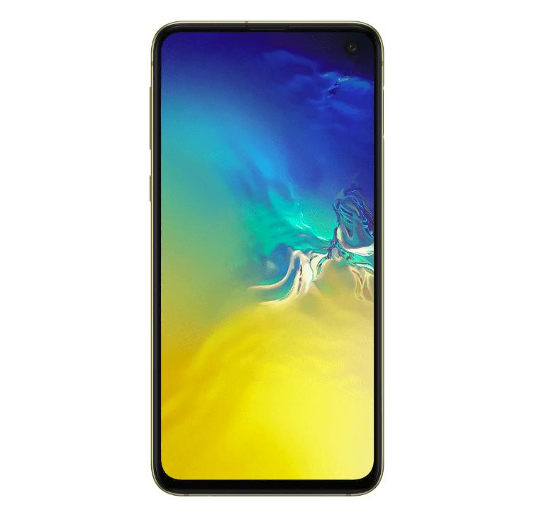 Samsung Galaxy S10e Dual Sim 128gb Yellow Samsung Galaxy Galaxy Dual Sim
