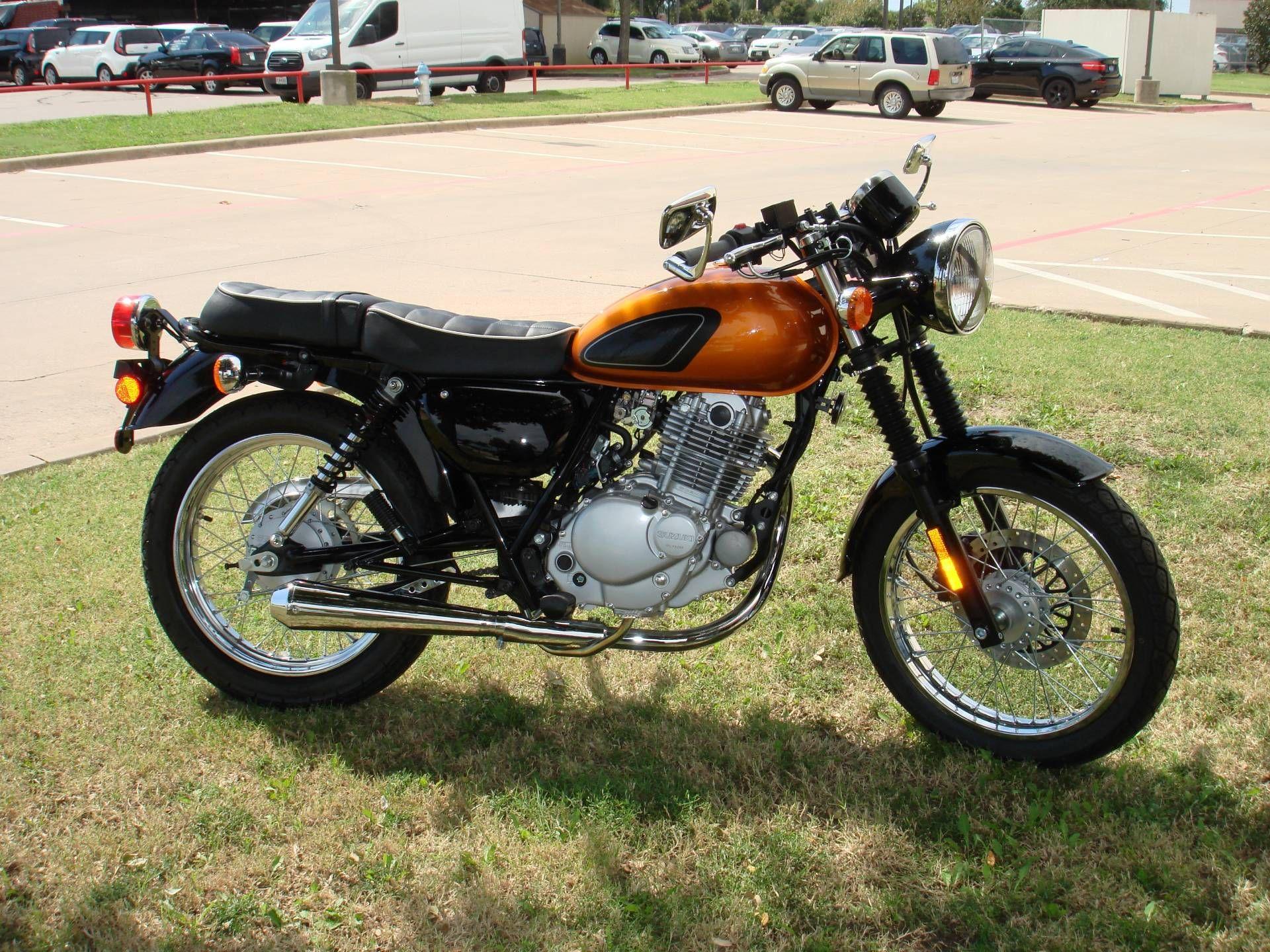 New 2016 Suzuki Tu250x Plano For Sale 5 Vintage Motorcycles Cafe Racing Motorcycle