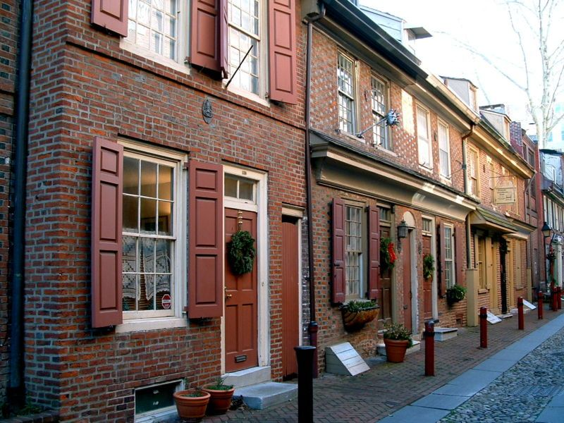Captivating Old City Philadelphia