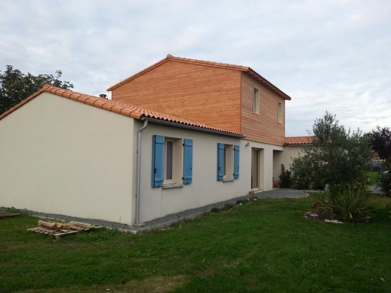 Extension toiture, surélévation toît bardage bois | Extension maison, Bardage bois, Toiture