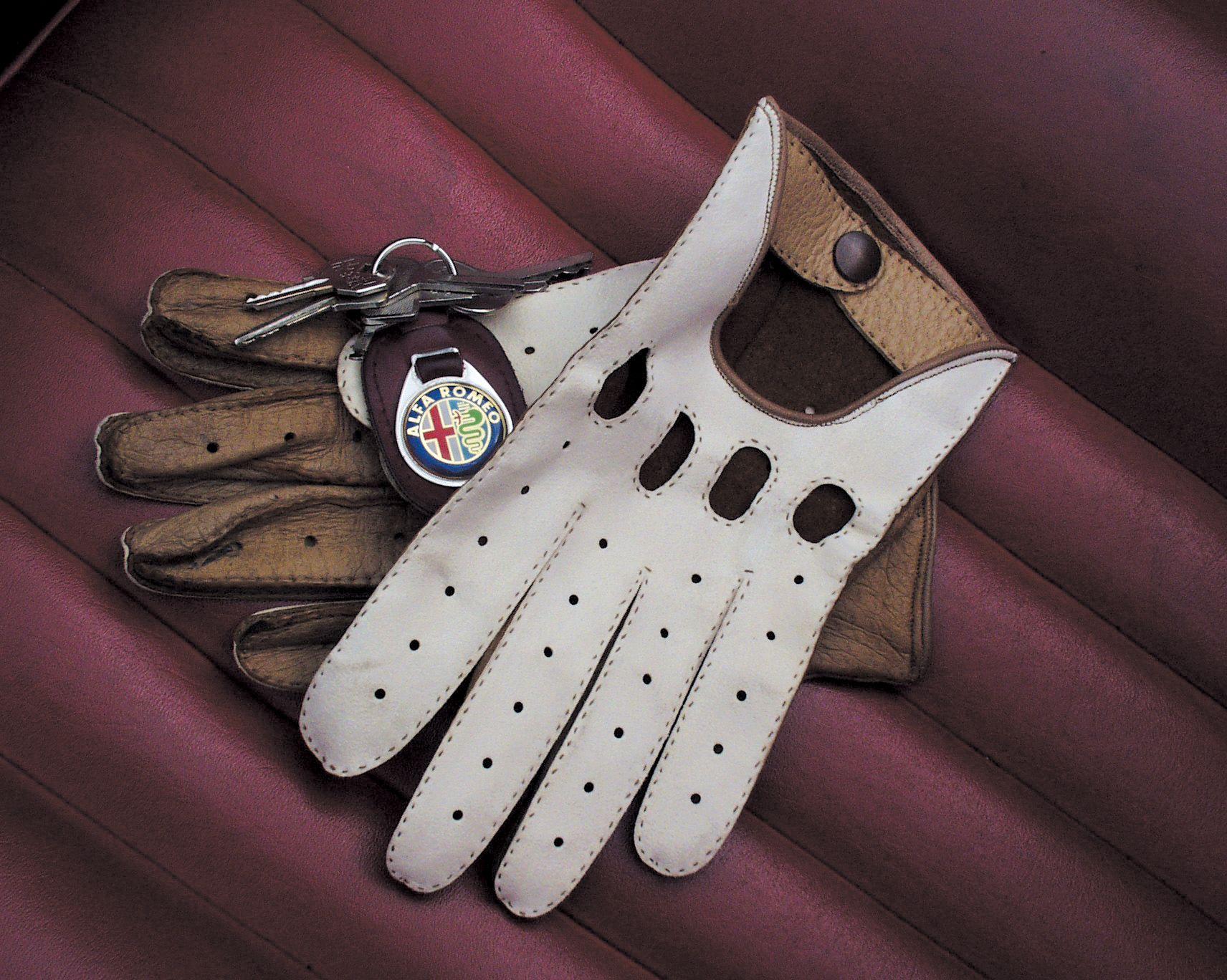 Fingerlose Handschuhe aus weichem Leder Motorrad Rindsleder Punk Schwarz XXL