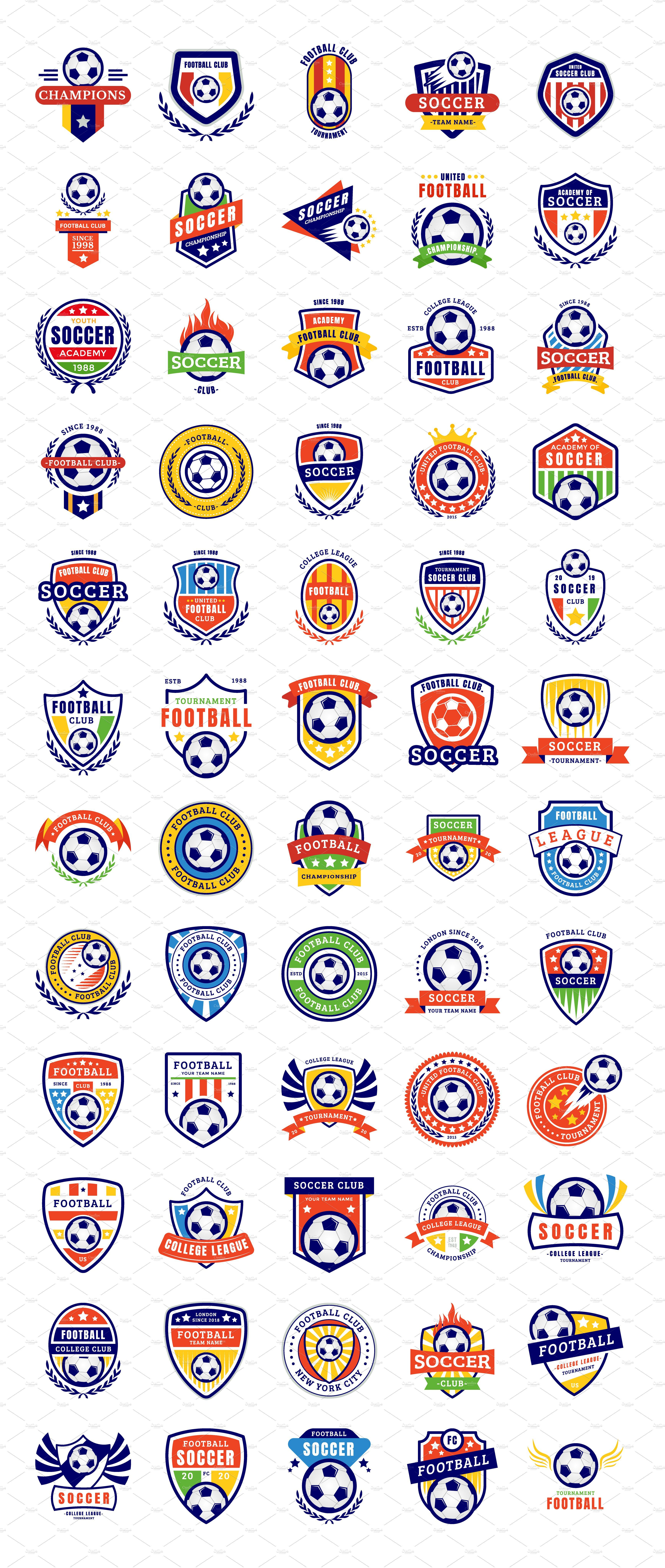 Soccer Badges , AFFILIATE, USAlondonbadgeacademy Ad