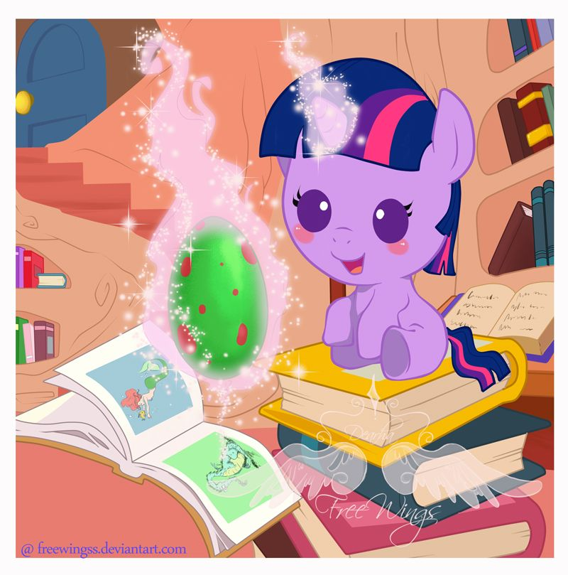 Baby Twilight Sparkle By FreeWingsS On DeviantART Twilight Sparkle,  Princess Twilight Sparkle, Baby Pony