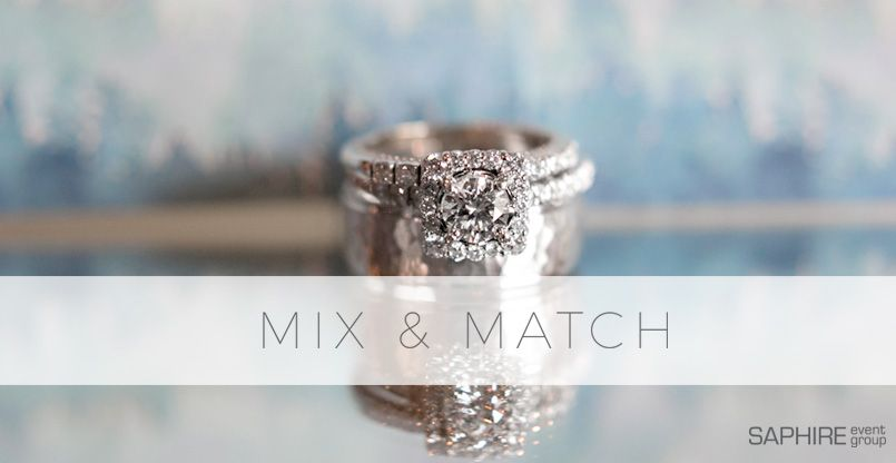 d88cbc34676 Mix and Match Wedding Rings  What s in for March