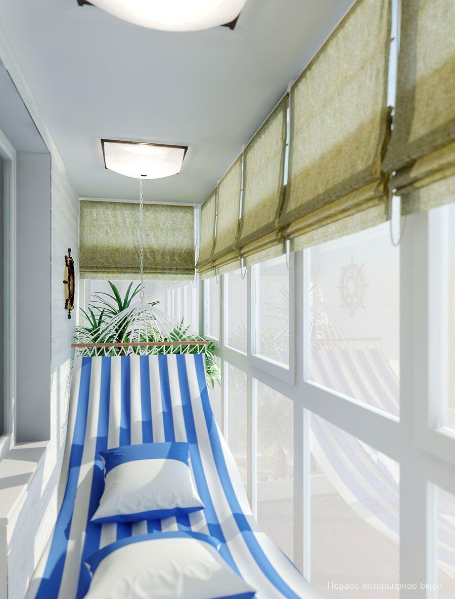 Balcony interior design -  Balcony Interior Design Balconies Hammocks And Small Apartment Interior Design On Pinterest