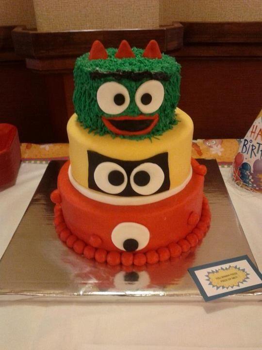 Yo Gaba Gaba Birthday
