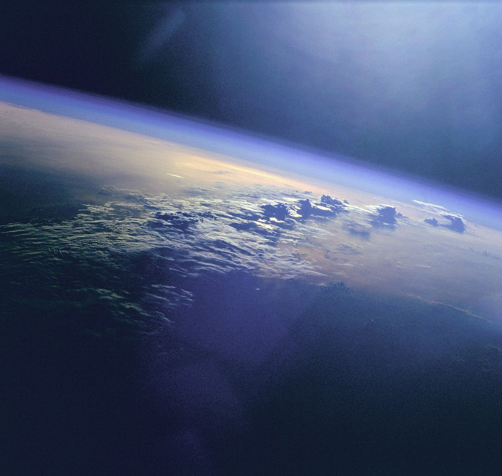 Clouds and Sunglint over Indian Ocean | Flickr - Photo Sharing!