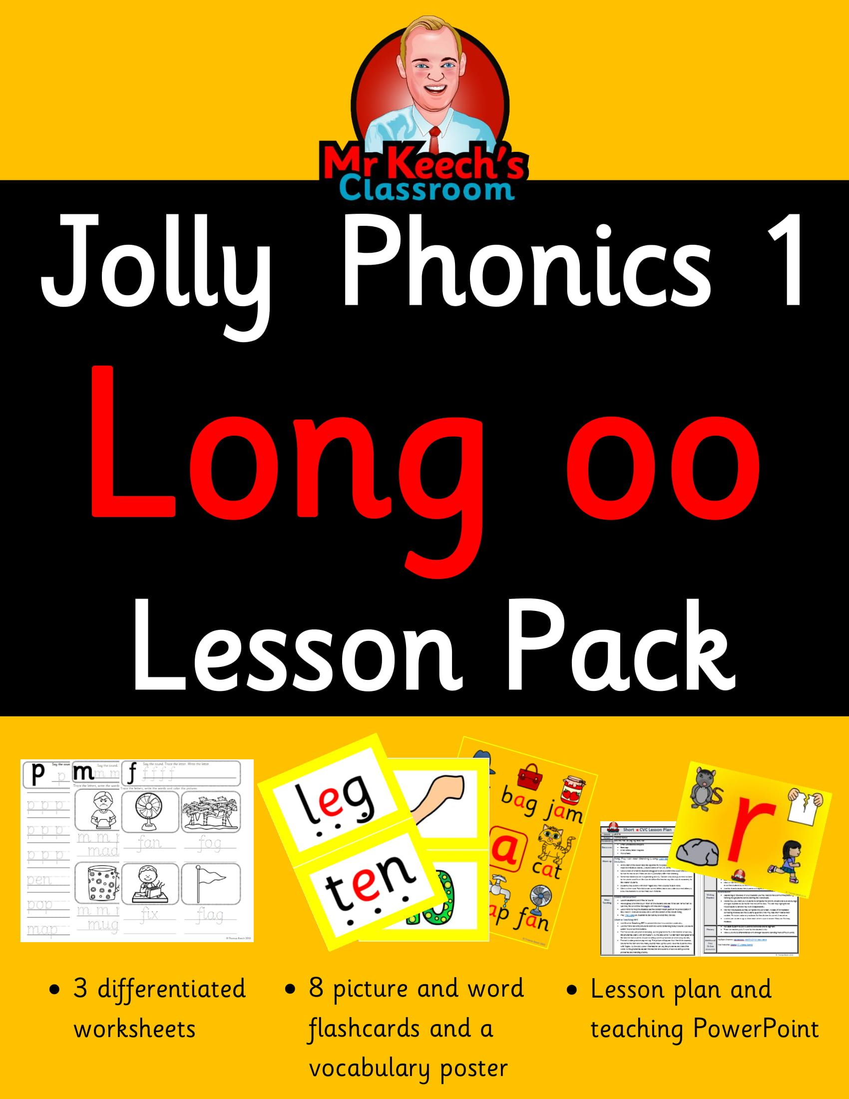 This Long Oo Lesson Pack Contains Everything You Need To
