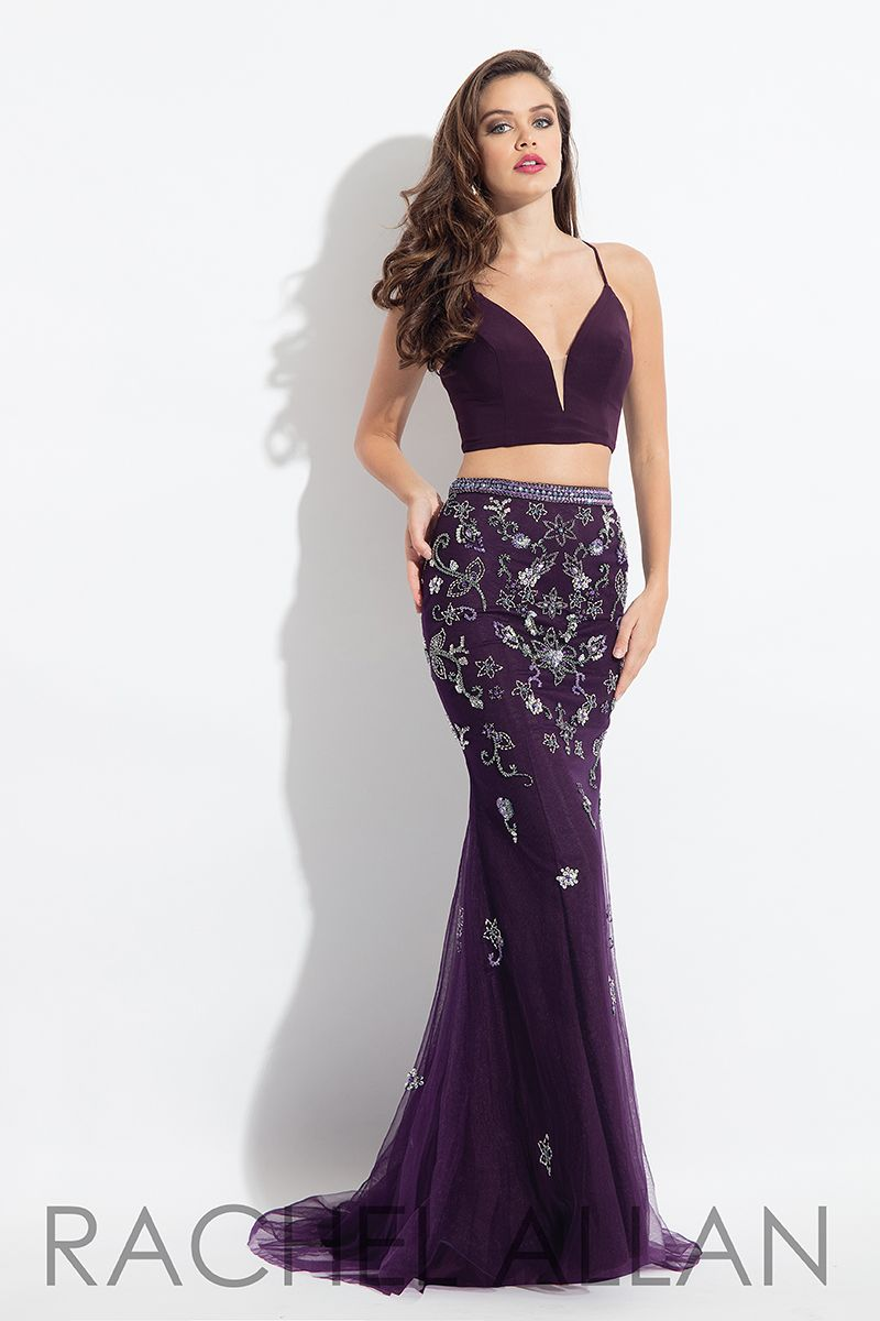 d2d16c67a7e Style 6042 in Aubergine Prom Dresses For Teens