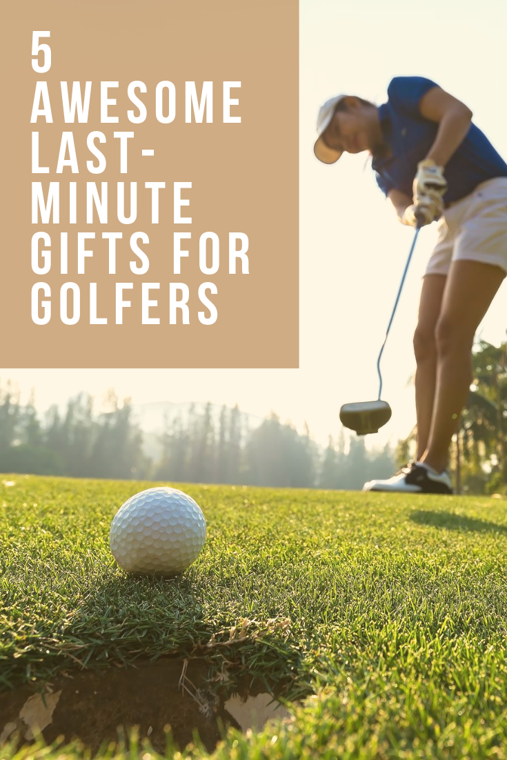 5 Awesome Last Minute Gifts For Golfers Gifts For Golfers Golfer Golf Driving Range