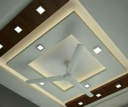 fall ceiling designs hall images in 2020 | House ceiling ...