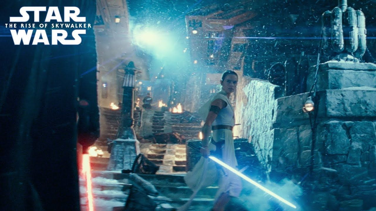 Disney And The Epilepsy Foundation Partner To Share Star Wars The Rise Of Skywalker Photos New Star Wars Star Wars Tv Spot