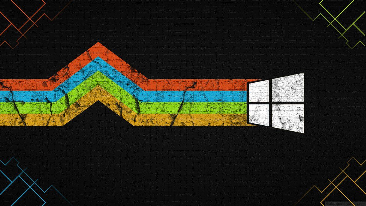 Colourful Windows Wallpaper Jpg 1191 670 Personalized Wallpaper Wallpaper Backgrounds Wallpaper