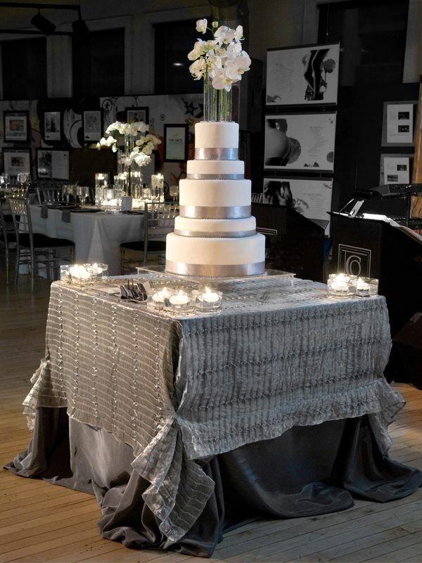 Stunning Wedding Cake Table Skirt Decor Ideas Wedding Cake Table Decorations Wedding Cake Table Cake Table Decorations