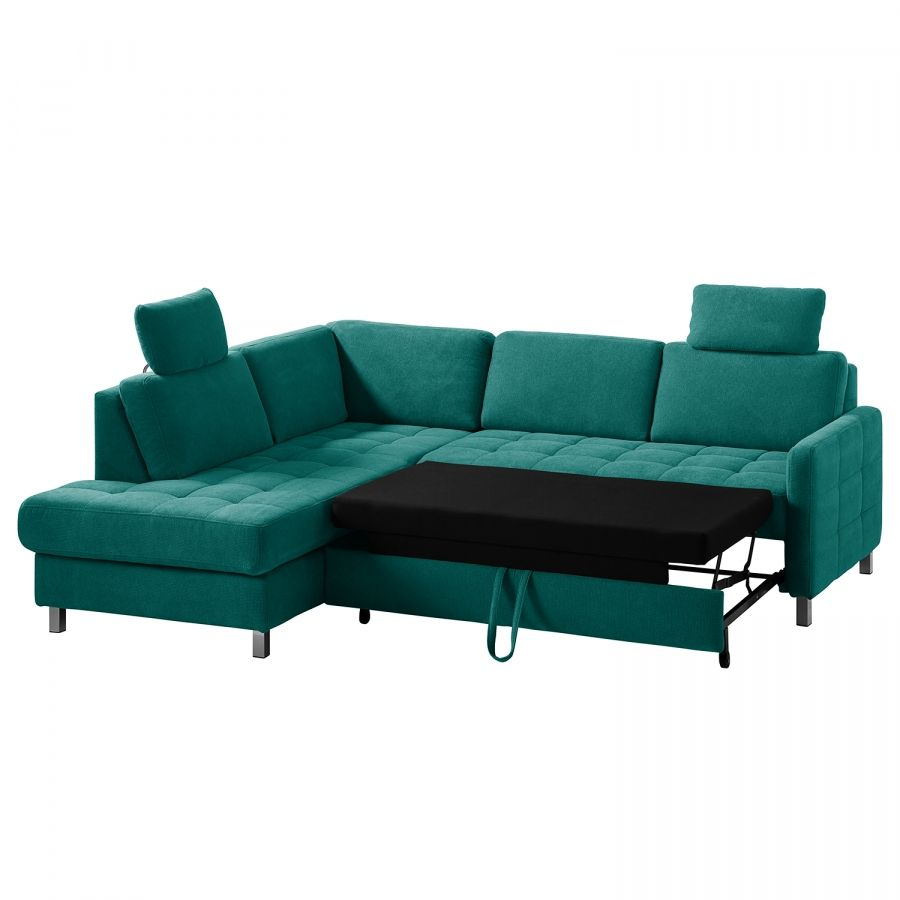 Bettsofa Livique Ecksofa Tanete Webstoff Don T Stop Color On The Walls Foster