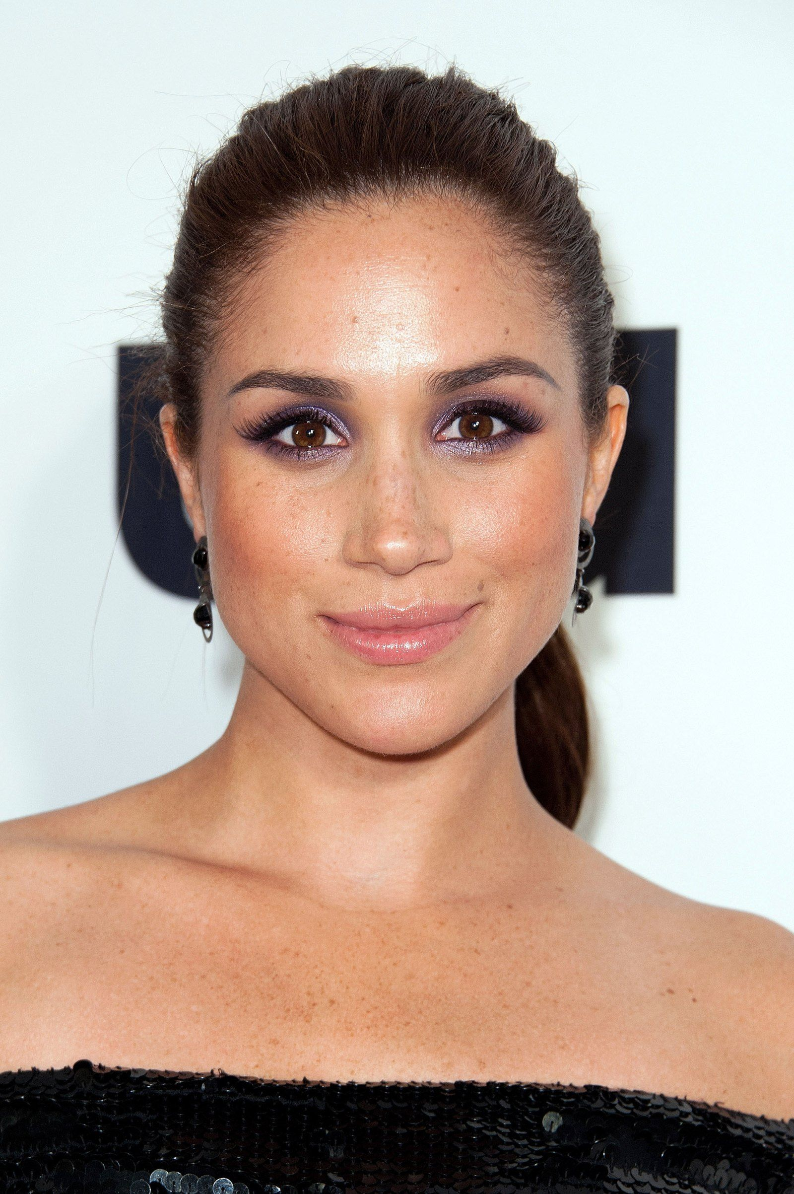 5 Pics That Show Why Meghan Markle Loves Her Freckles