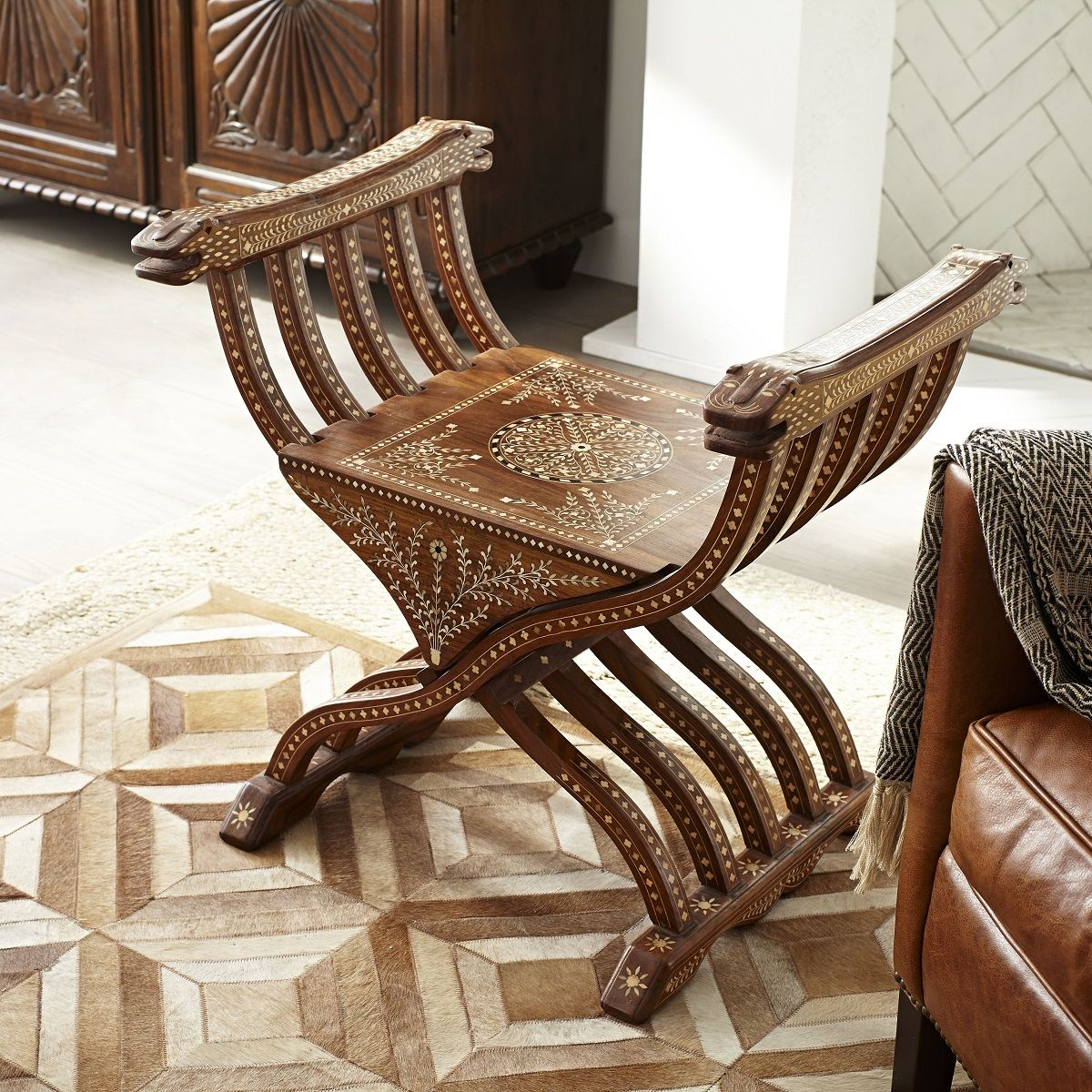 Persian Folding Chair  Chairs  Folding chair Chair