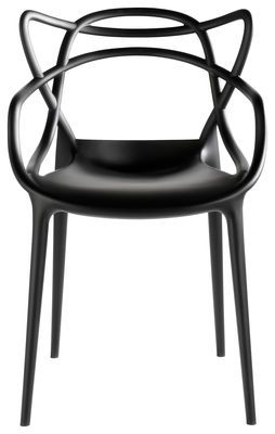 Chaise Starck Masters Kartell Noir Made In Design Masters Chair Chair Chair Design