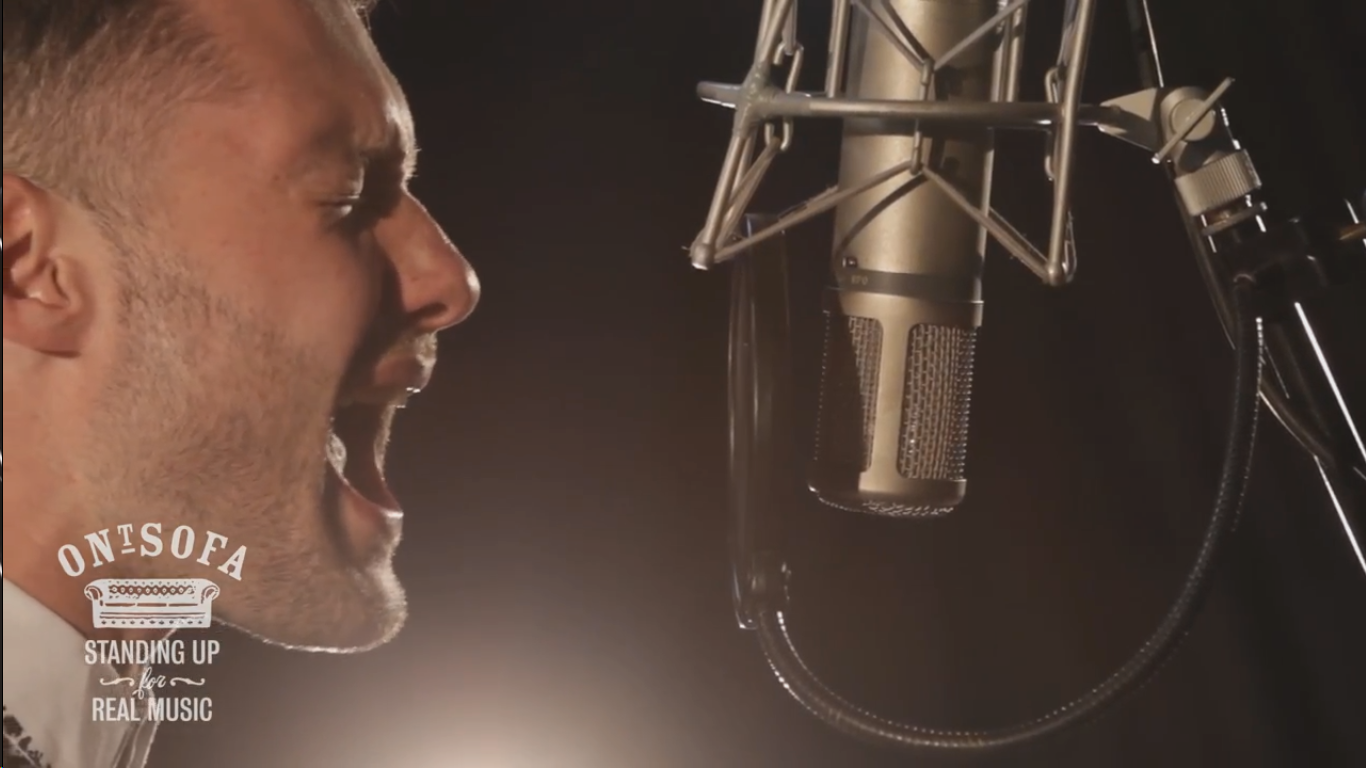 Calum Scott brand new cover of the amazing Paloma Faith song, 'Just Be' .