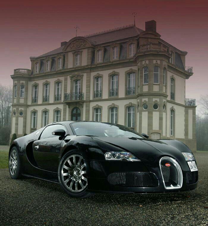 Custom Bugatti Veyron Super Rear View: Bugatti Cars, Bugatti Veyron
