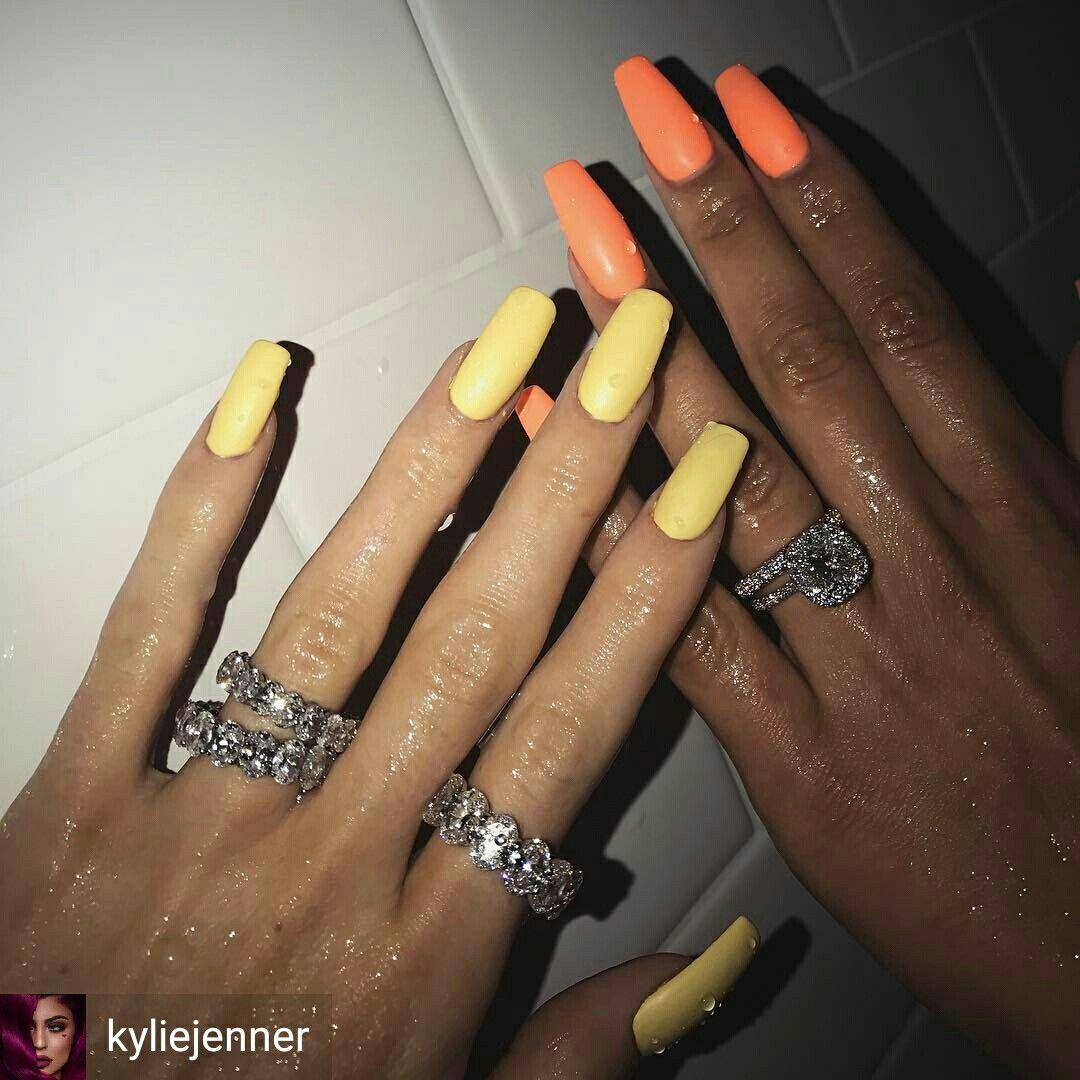 Coffin Nails Designs Kylie Jenner Celbridge Cabs