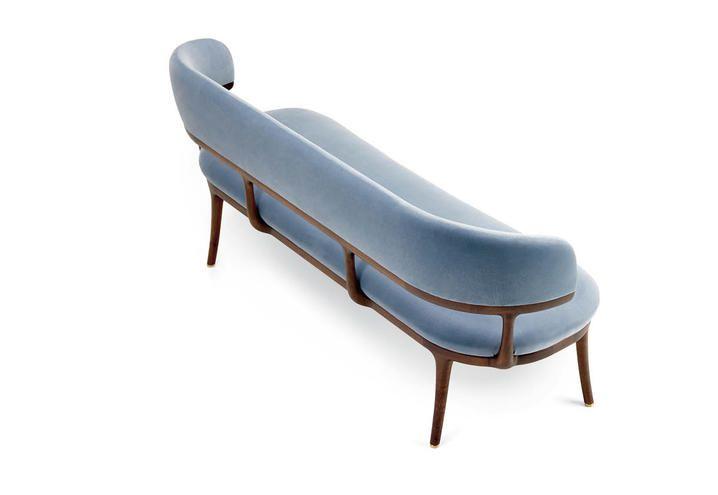 Peggy G.\' for Ceccotti Collezioni, design Roberto Lazzeroni | sedie ...