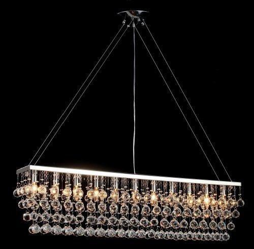 Chandelier w crystal modern contemporary rain drop chandeliers chandelier w crystal modern contemporary rain drop chandeliers billiard pool table light lighting with crystal balls f7 92611 aloadofball Gallery