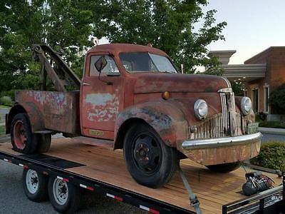 Ebay 1947 Studebaker M 16 Other 1947 Studebaker Vintage Tow Truck
