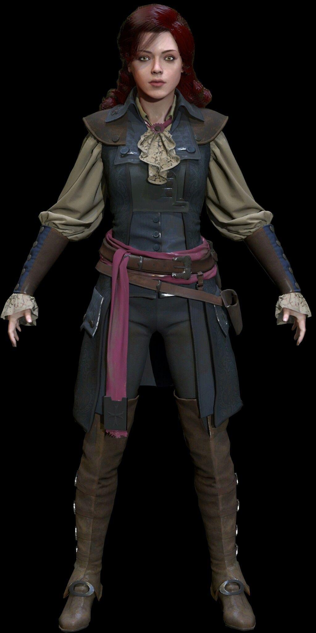 SALE! Game Assassins Creed Unity Elise Élise de la Serre