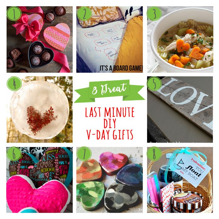 8 diy valentine's day gifts | gift, diy valentine and holidays, Ideas