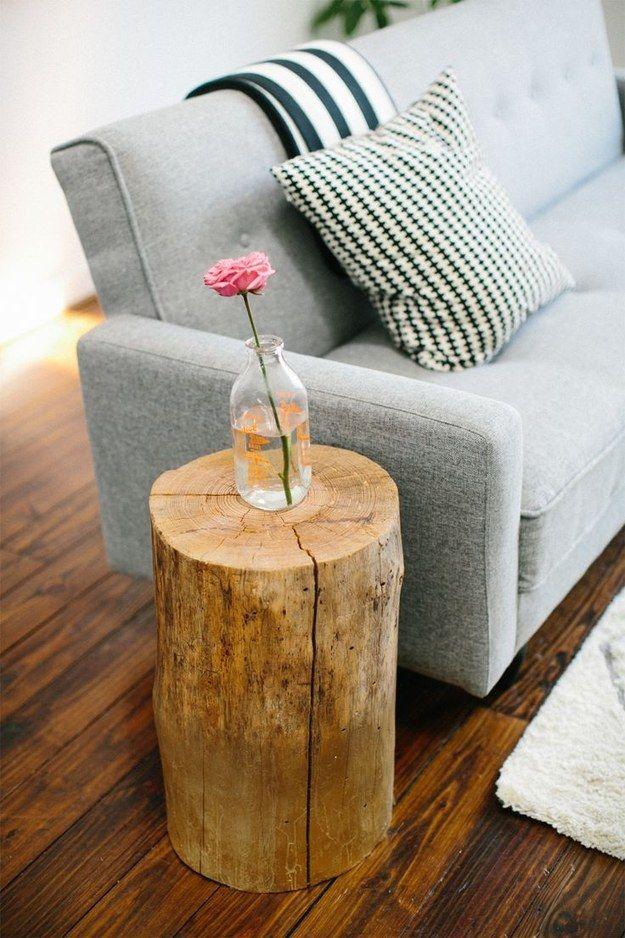 16 Tree Stumps That Will Inspire Your DIY Awakening