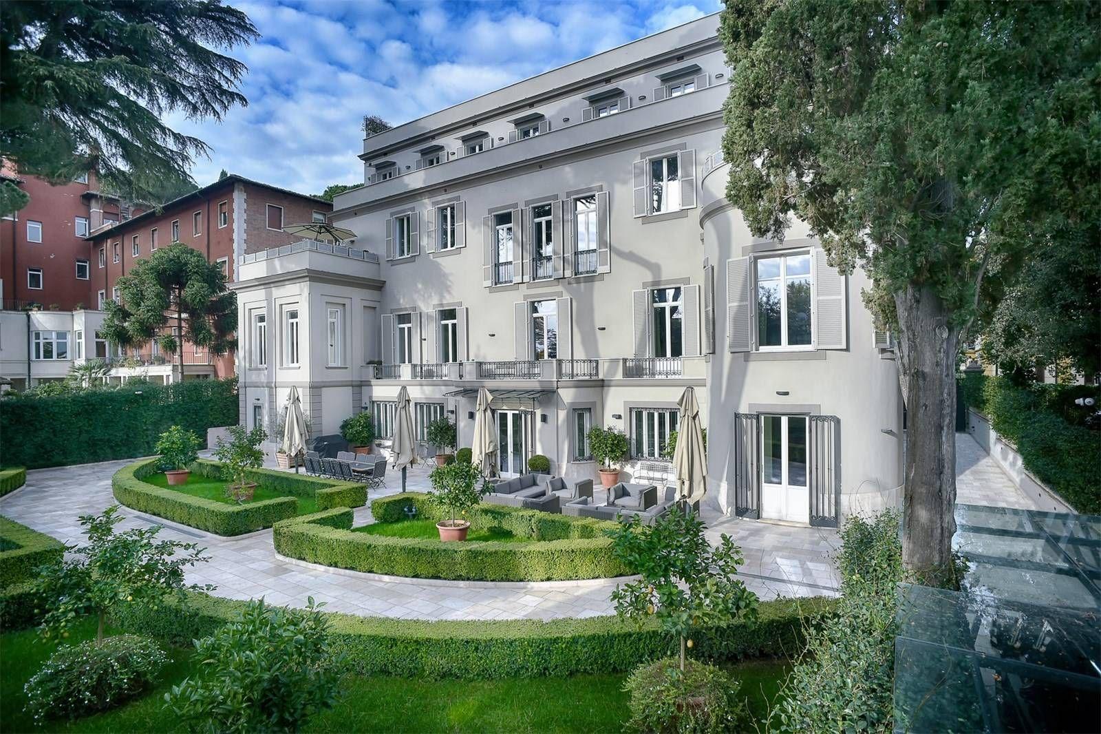 Via Calandrelli Rome, Rome, Italy U2013 Luxury Home For Sale