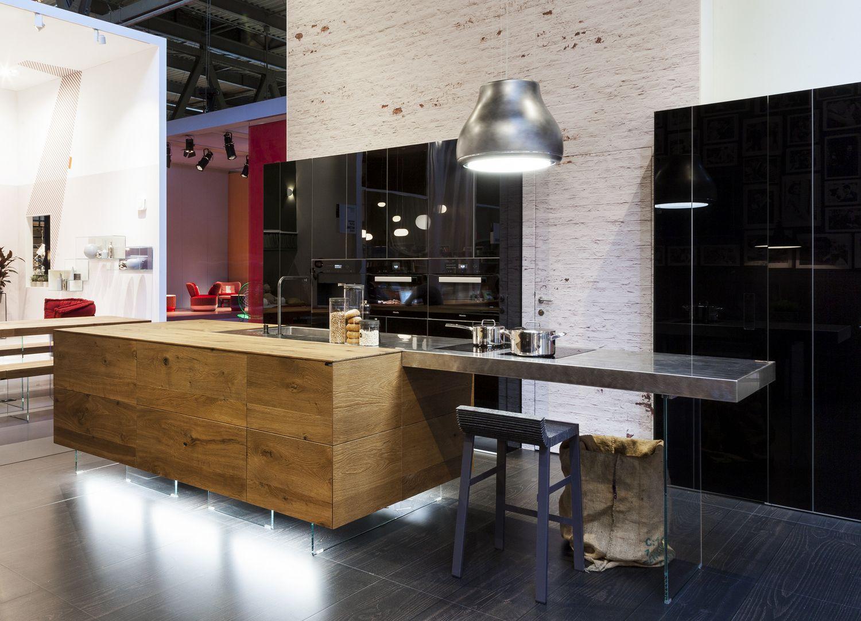 Steel Kitchen Worktop Table Steel By Lago Design Daniele Lago