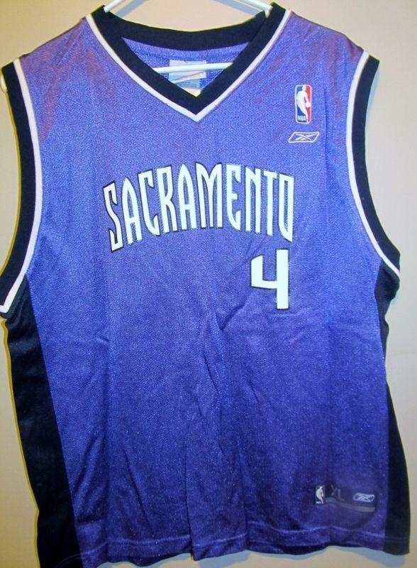 295357cdf VTG Chris Webber Sacramento Kings jersey
