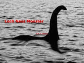 Lochness Monster Nessie Power Point Cryptid Facts Pictures History Loch Ness Monster The Loch Cryptozoology