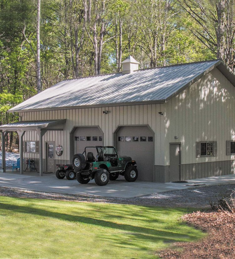 Metal & Steel Pole Barn Builders | Morton Buildings #polebarngarage Home page | Morton Buildings #polebarns