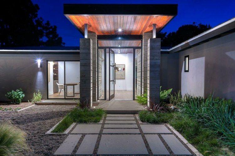 garten design aus betton – motelindio, Gartenarbeit ideen