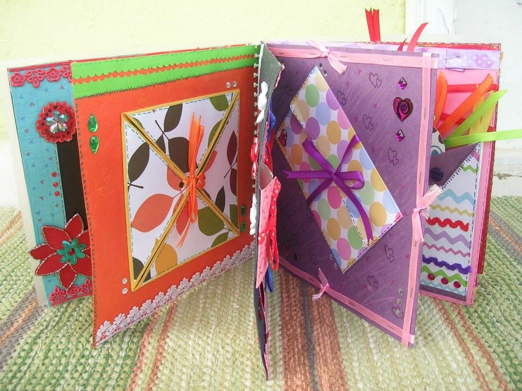 Photo Album Homemade Birthday Gifts For Mom Homemade
