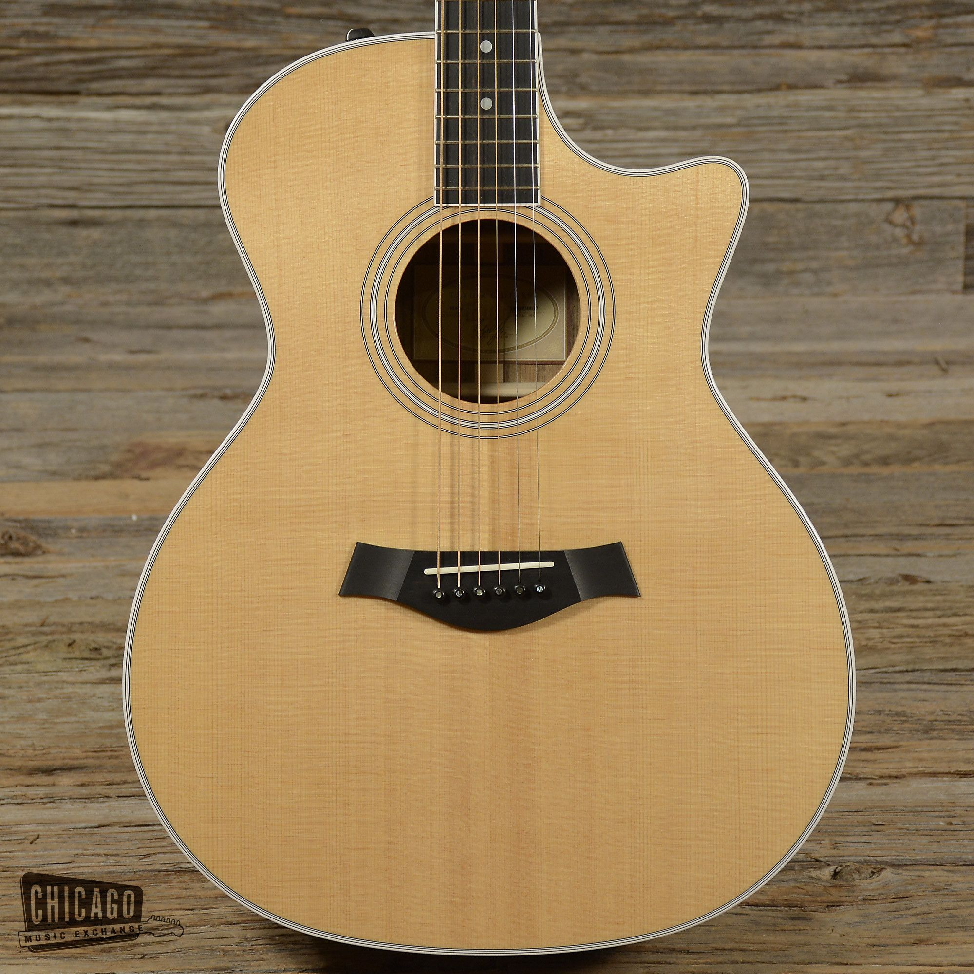 Taylor 414ce Natural 2010 (s037)